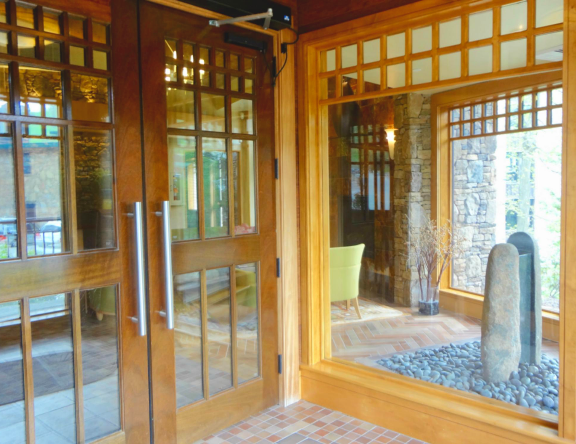 commercial architectural doors and hardware